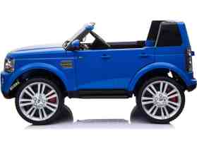 Mini Moto Land Rover Discovery 12v Blue (2.4ghz RC)_2