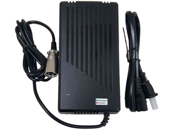 Battery Charger 48v 1.5A XLR Mad/Uber