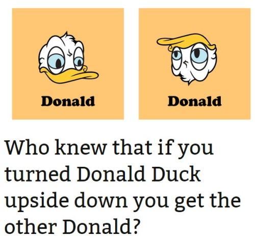 Donald Duck Secret Service