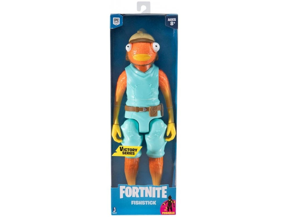 Fortnite Fishstick Action Figure Toys From Toytown Uk