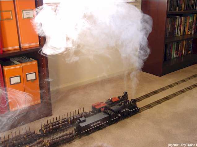 Model Railroad Layouts