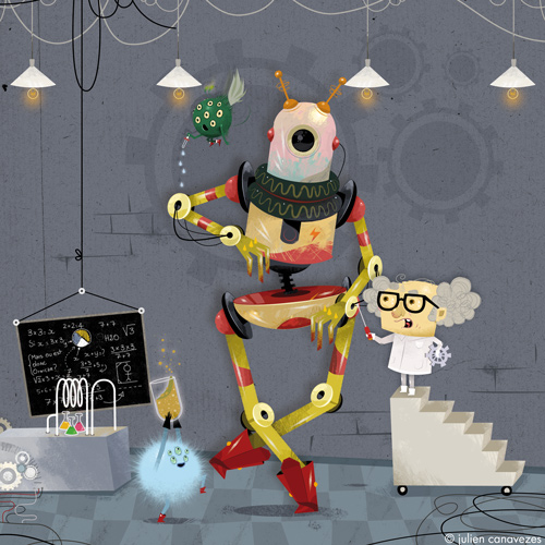 laboratoire et invention