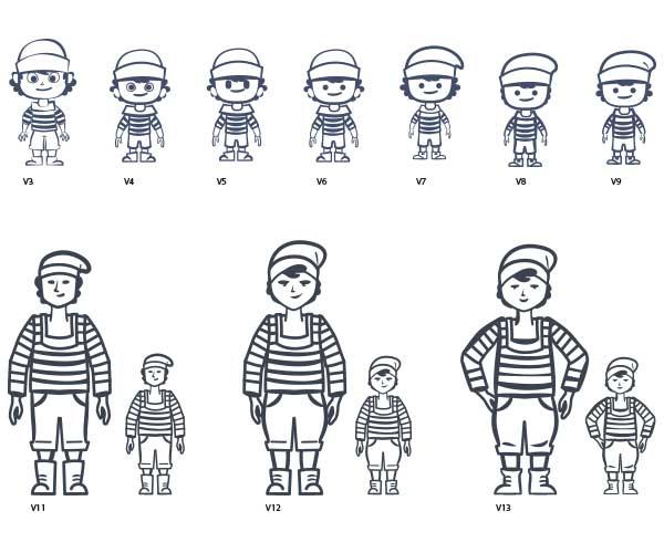 Illustrateur jeunesse, illustration de mascottes
