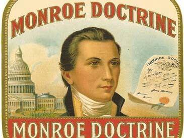 monroe doktrini ile ilgili görsel sonucu