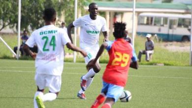 Photo of DCMP en amical contre Real de Kinshasa samedi 28 novembre