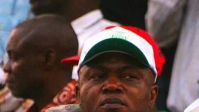 Photo of L'Imanien Ngobila, commissaire spécial du Maï-Ndombe