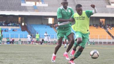 Photo of Christian Ngimbi autorisé à jouer par la Fecofa.