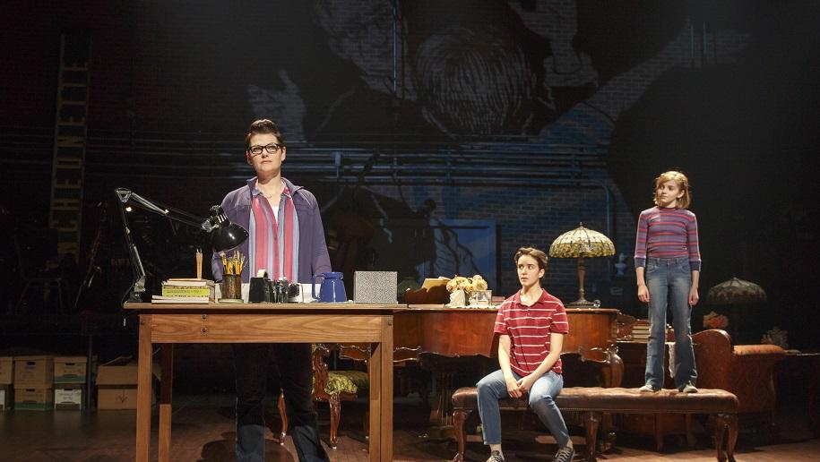 Tony Award-winning 'Fun Home' premieres at TPAC Oct  10-15
