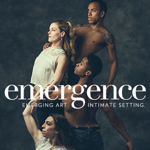 Emergence dancers in pose