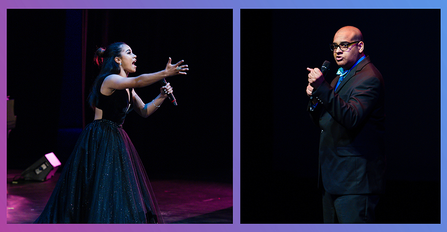 Tiyanna and Sevon Mimosa Arts Spotlight Awards 901x469