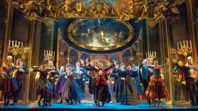 """Phantom Original Tour Cast performs """"Masquerade."""""""