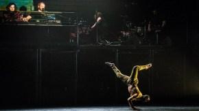 Graham Tolbert of TU Dance in Bon Iver + TU Dance: Come Through