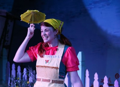 Catherine Birdsong in 'The Itsy Bitsy Spider'
