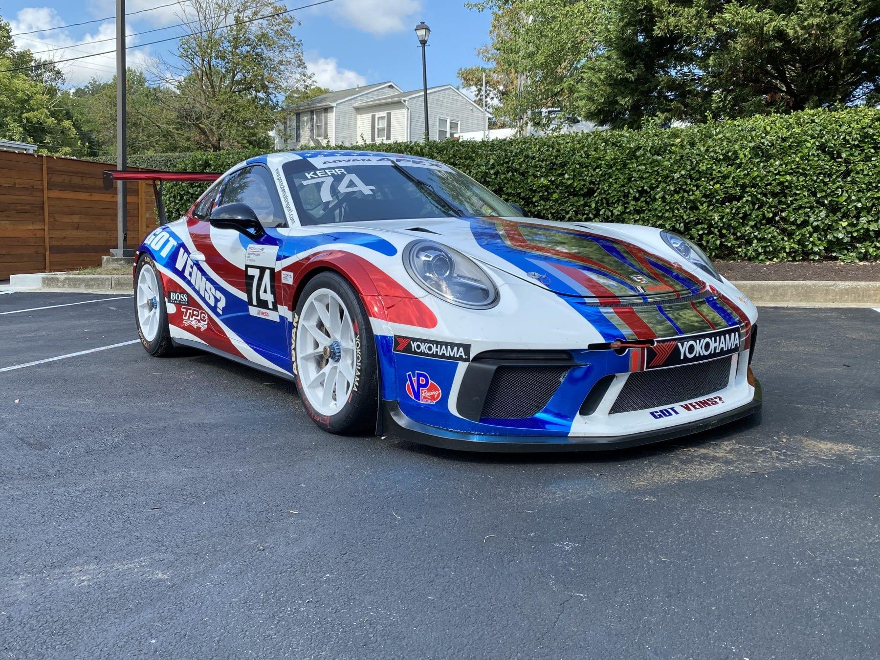 2018 Porsche GT3 Cup – LOW HOURS!