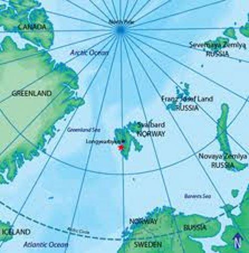 Svalbard: 78ºNorth Latitude