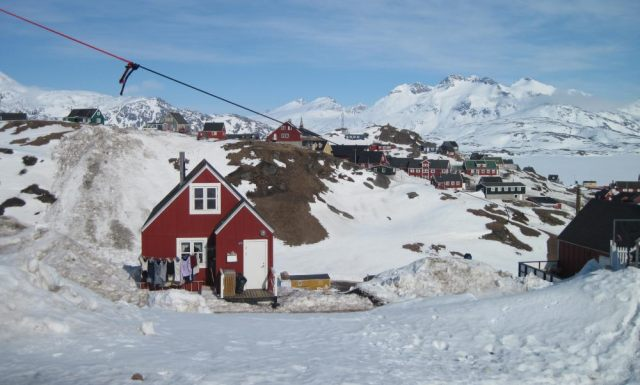 "Tasiilaq, ""Capital of East Greenland"""