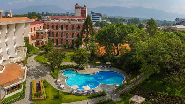 Yak & Yeti Hotel, Kathmandu