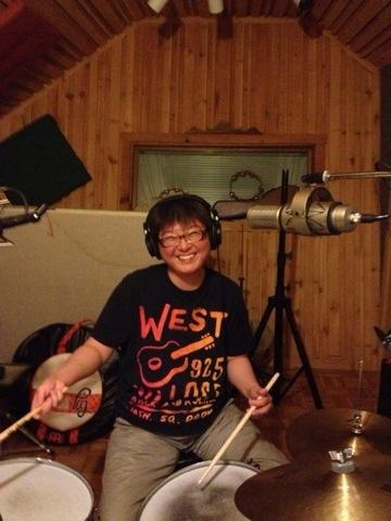 miki matsuki on drums