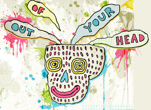 Out of Your Head logo