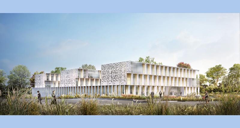 Immeuble De Bureaux DGISS TPFI