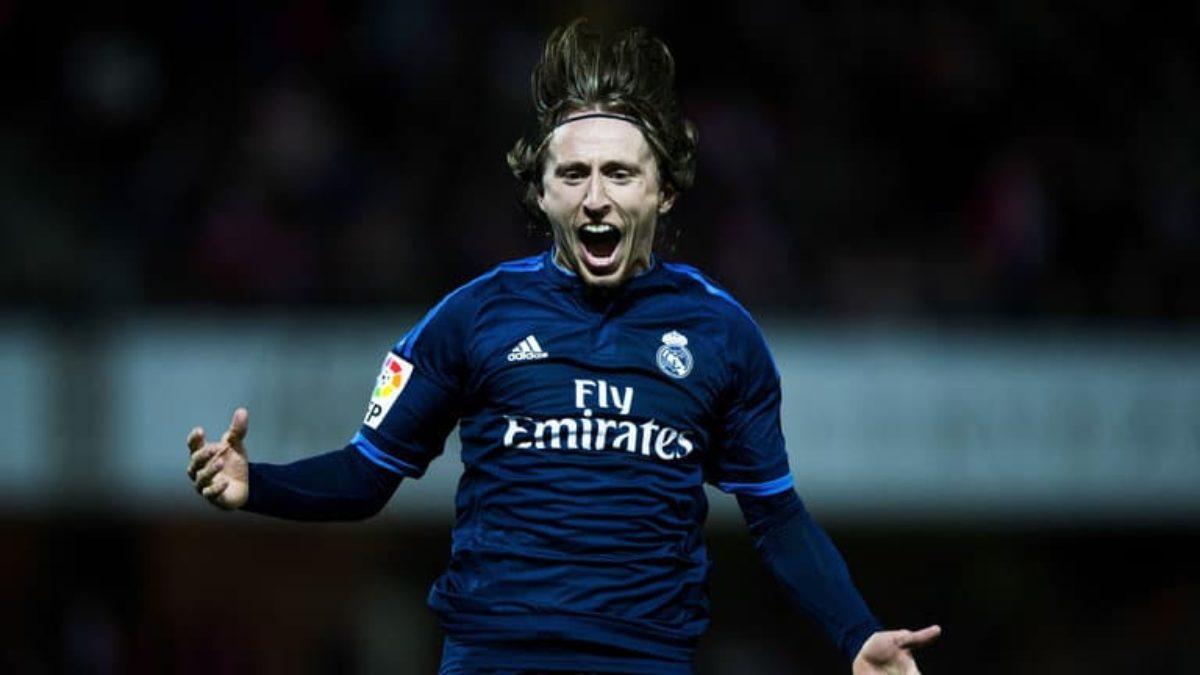 Vincitore Pallone Doro 2018 Trionfo Di Luka Modric