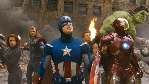 Recensione The Avengers