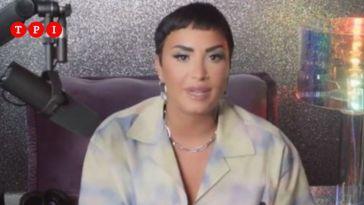 """Demi Lovato: """"Sono una persona non binaria. Indicatemi con il pronome 'loro'"""""""