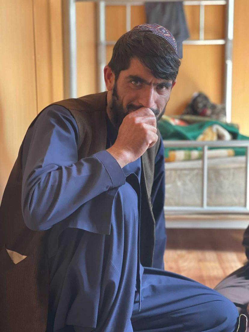 with the Taliban used at the check point of the Italian Embassy in Kabul.