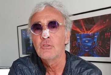 Massimo Giletti ha il naso fratturato a Non è l'Arena: perché, il motivo, l'incidente