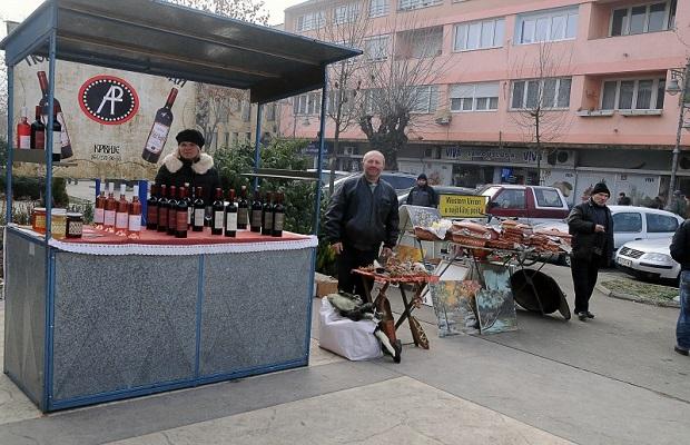 Photo of Novogodišnji vašar na gradskom trgu u Petrovcu na Mlavi (VIDEO)