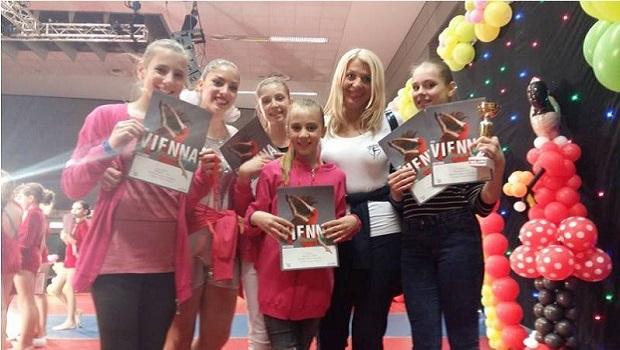Photo of Zlatni uspeh gradištanskih balerina u Beču (FOTO)