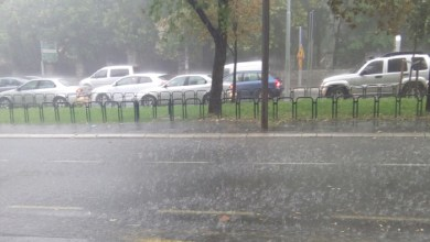 Photo of VREME DANAS: U većini krajeva suvo, uveče moguća kiša i jaki pljuskovi