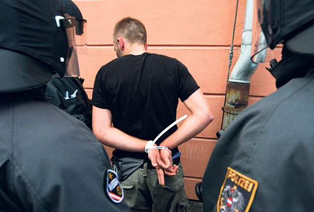 Photo of Srbin diler uhapšen u Beču!