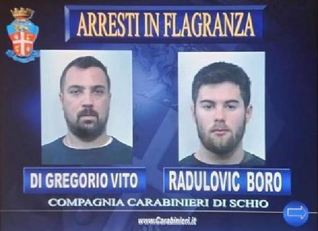 Photo of UHAPŠENI SERIJSKI DILERI: Srbin i Italijan lažnim evrima plaćali u prodavnicama u Italiji!