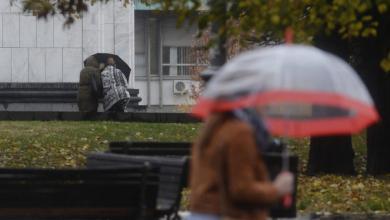 Photo of Danas oblačno i malo hladnije, popodne kiša