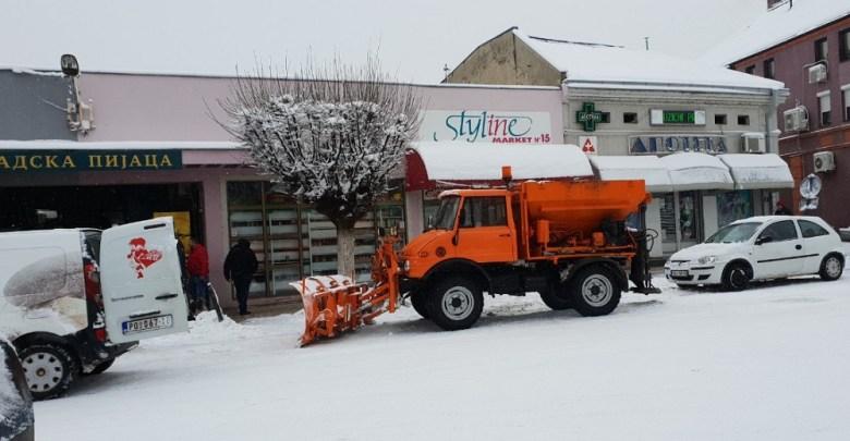 Photo of PUTARI PORUČILI: Spremni smo za sneg, ove godine neće nas iznenaditi!?