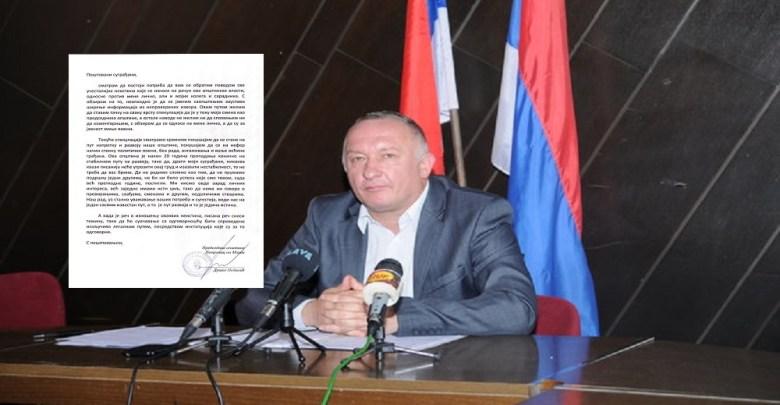 Photo of NEDINIĆ IZGUBIO KOMPAS: Umesto da nam pošalje demant, objavljenim saopštenjem potvrdio naše pisanje!