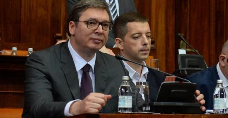 Photo of VUČIĆ DAO ODGOVOR: Šta će Srbija preduzeti povodom akcije ROSU? Ništa, trudiće se da očuva mir i stabilnost (VIDEO)