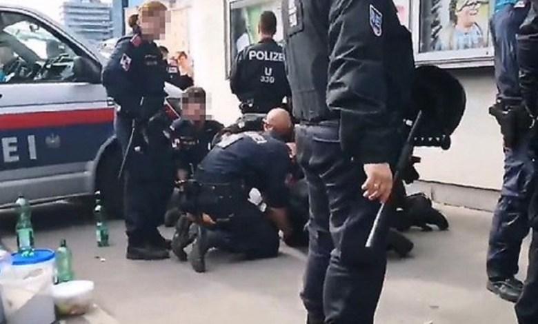 Photo of 3 RANJENA POLICAJCA: Vlajna iz okoline Petrovca na Mlavi napravila haos u centru Beča!