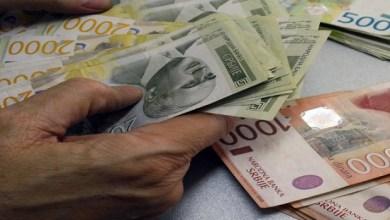Photo of HAPŠENJE U POŽAREVCU: Lažnom novčanicom od 2.000 dinara pokušala da kupi kokice