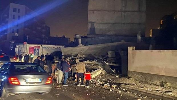 Photo of TRESAO SE CEO BALKAN: Dva snažna zemljotresa pogodili Albaniju, raste broj žrtava (VIDEO)