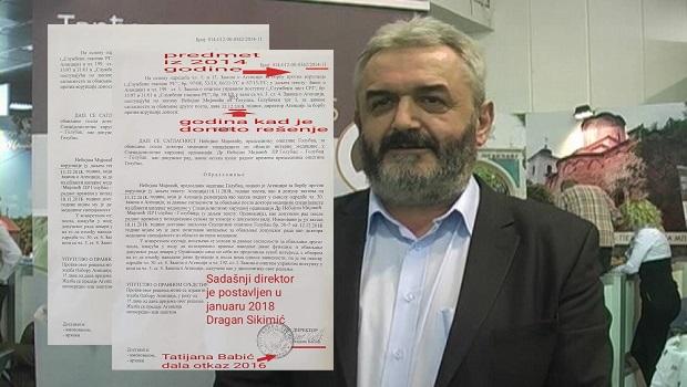 Photo of GOLUBAČKI NAPREDNJACI DOKAZALI: Predsednik opštine, Nebojša Mijović, falsifikovao dokument Agencije za borbu protiv korupcije
