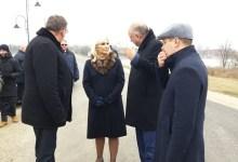 Photo of NAKON DVA ODLAGANJA: Ministarka Mihajlović otvorila 22 kilometara puta u opštini Veliko Gradište