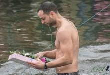 Photo of U LEDENOJ MLAVI: Petrovčani zaplivali za Časni krst (VIDEO)