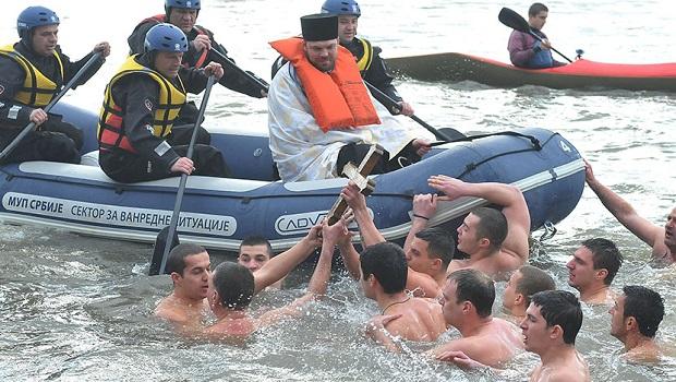 Photo of Plivanje za Časni krst na Topoljaru