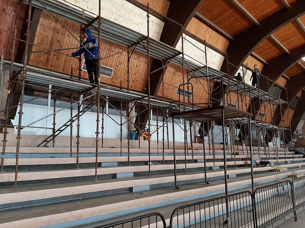 Photo of Za obnovu Sportske hale u Kostolcu 7,1 milion