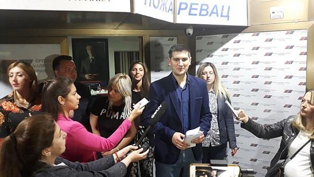 Photo of VELIKA POBEDA SNS U POŽAREVCU: Naprednjacima 49 od 68 odborničkih mandata
