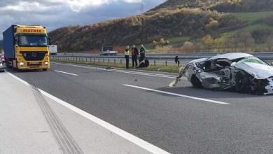 Photo of TEŠKO POVREĐEN: Petrovčanin vraćajući se iz Švajcarske, kod Nove Gradiške sa 220 Km/h zakucao se u prikolicu kamiona