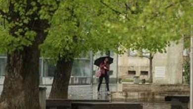 Photo of U Srbiji danas oblačno i mestimično kišovito vreme