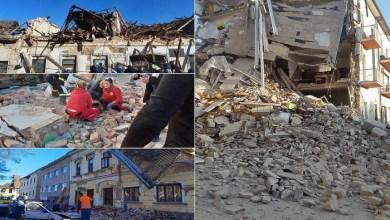 Photo of POLA GRADA SRUŠENO: Snažan zemljotres ponovo pogodio Hrvatsku, ima žrtava (VIDEO)